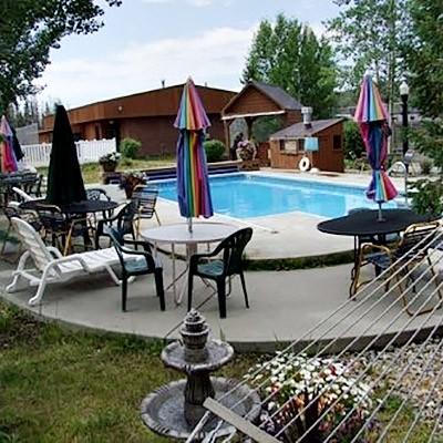 Soda Springs Ranch Grand Lake