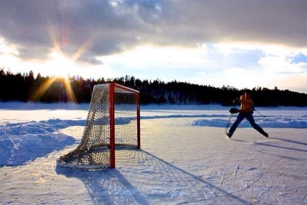 Grand Lake Pond Hockey Classic January 20th Grand Lake