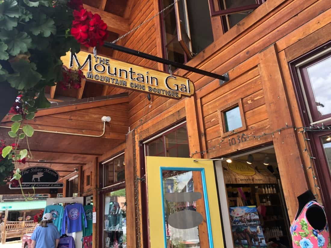 The Mountain Gal Boutique