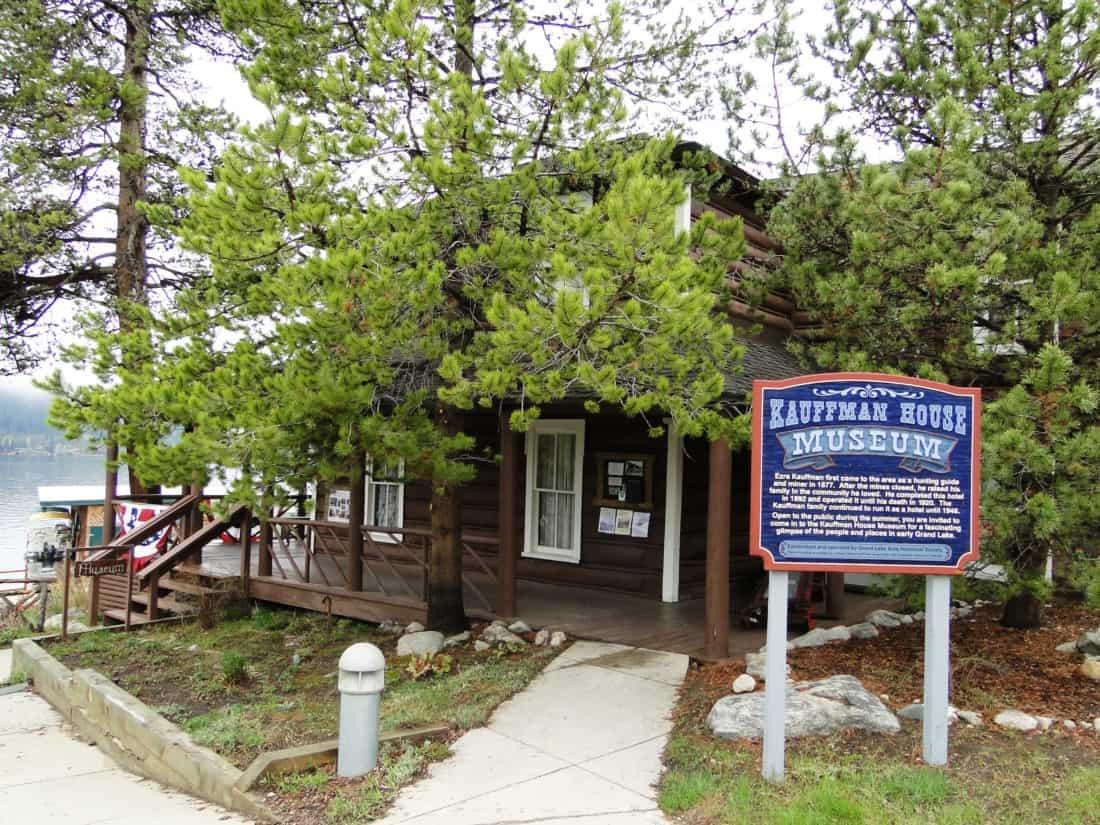 Grand Lake Area Historical Society