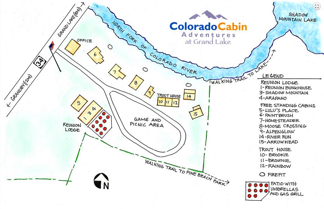 Colorado Cabin Adventures