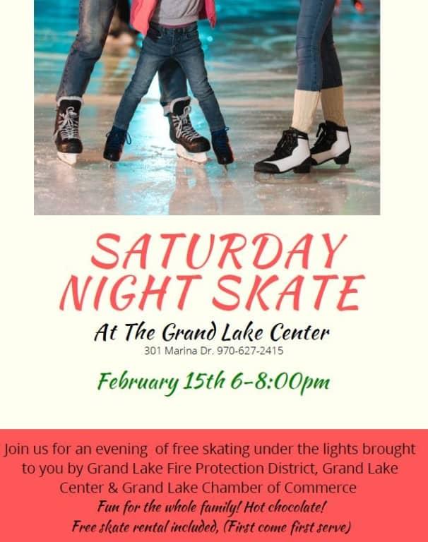 Saturday Night Skate