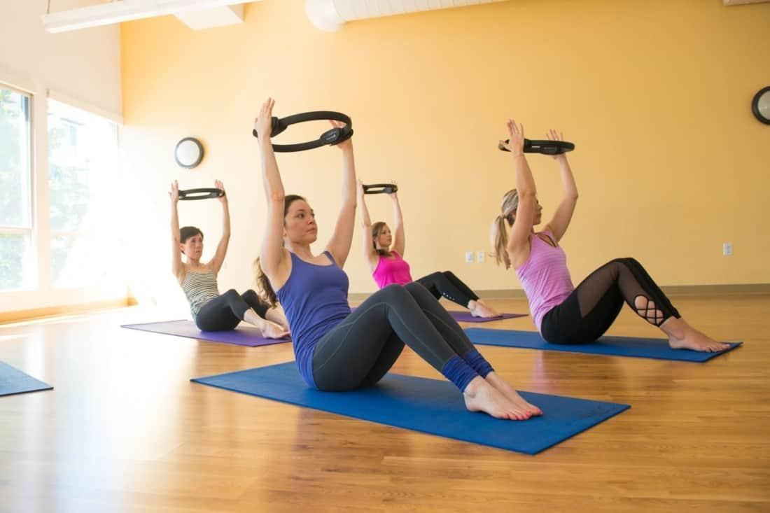 Pilates with Jenny Smith