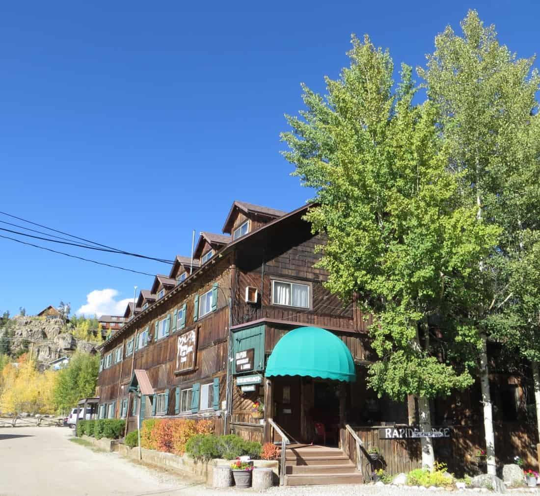 The Historic Rapids Lodge & Restaurant