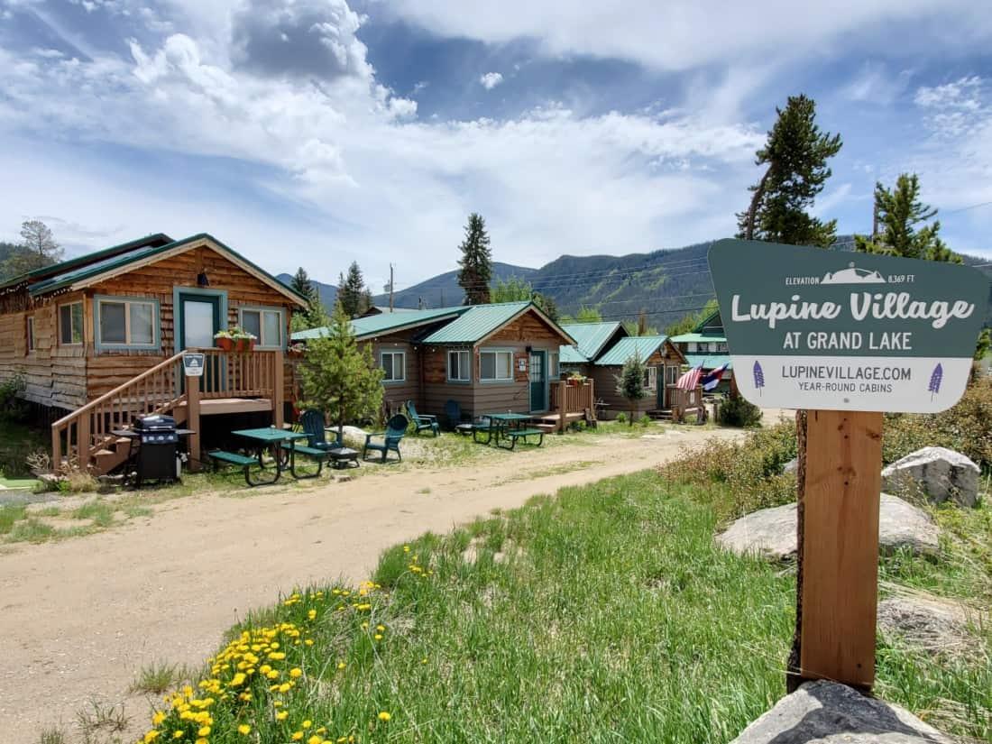 Lupine Village