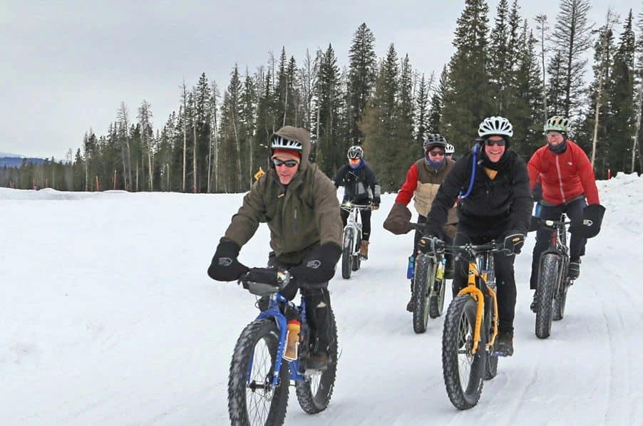 Grand County Fat Bikes